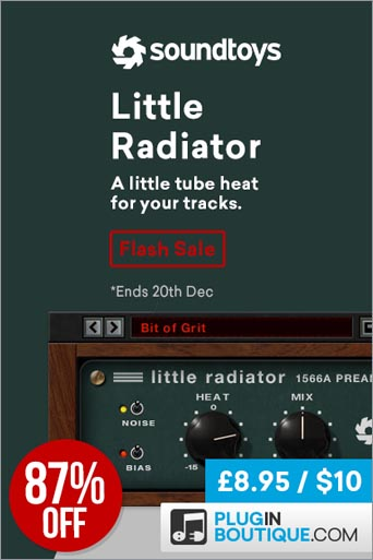 -87% sur le Little Radiator