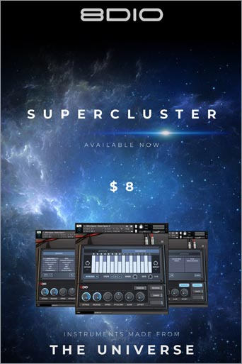 Supercluster à 8$ chez 8DIO