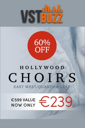 -60% sur Hollywood Choirs Gold