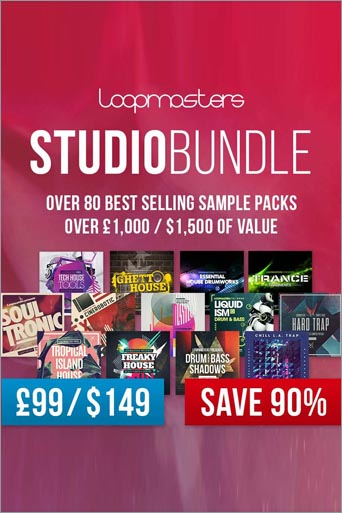 -90% sur le Bundle Studio
