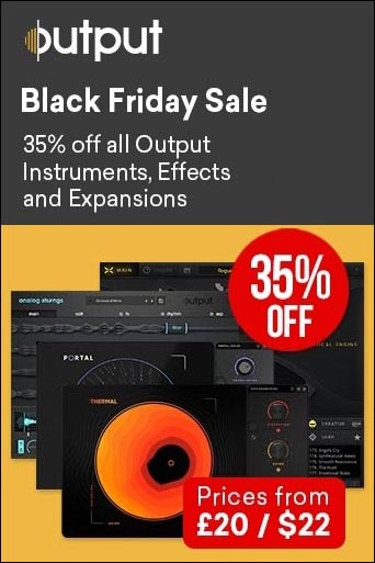 Output fait son Black Friday !