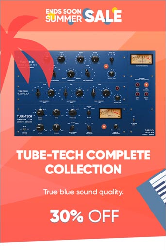 La Tube-Tech Complete Collection à -30%