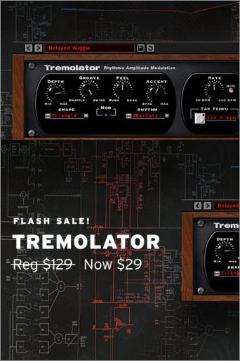 Le Tremolator à 29$ !