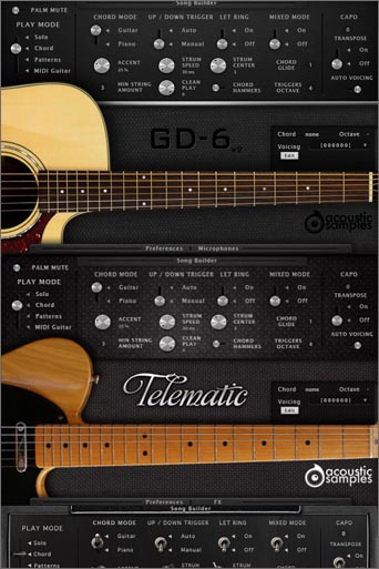 Le bundle guitares ultime !