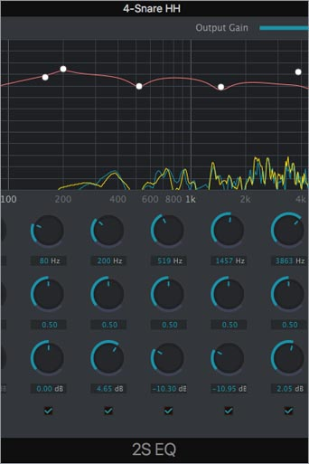 2S EQ 2ndsense Audio