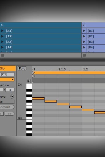 Mutateful pour Ableton Live