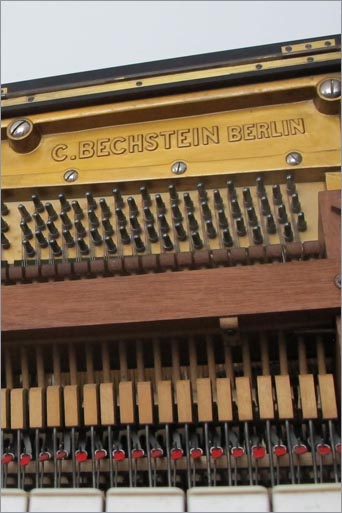 1911 Bechstein Upright